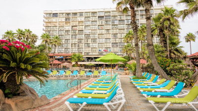 South Padre Island Condo/Townhouse For Sale: 500 Padre Blvd. #404