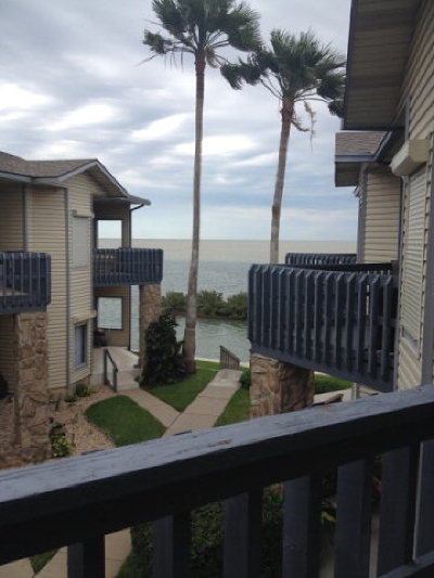 Laguna Vista TX Condo/Townhouse For Sale: $115,000