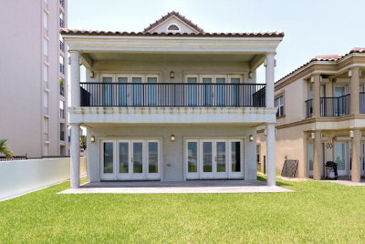 South Padre Island Single Family Home For Sale: 109 Villa Doce Dr.