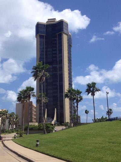 South Padre Island Condo/Townhouse For Sale: 334 Padre Blvd. #1400