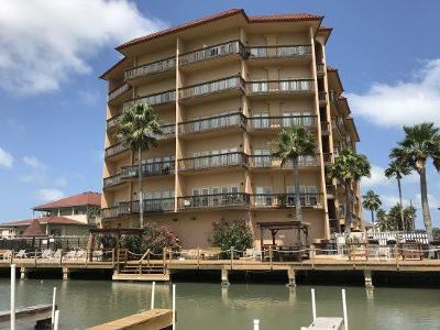 South Padre Island Condo/Townhouse For Sale: 4901 Laguna Blvd. #505