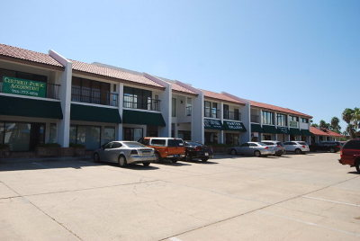 Commercial Lease For Lease: 5800 Padre Blvd. #110-112
