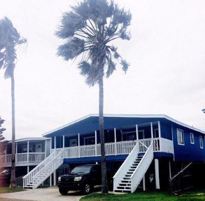 South Padre Island Multi Family Home For Sale: 212 W Gardenia St. #A&B
