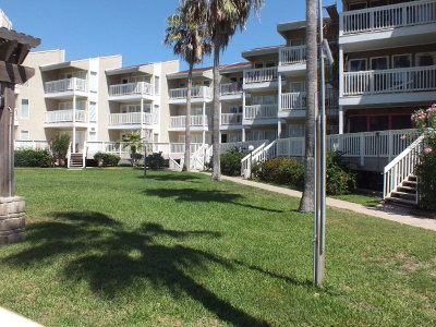 South Padre Island Condo/Townhouse For Sale: 200 Padre Blvd. #1206