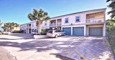 South Padre Island Condo/Townhouse For Sale: 123 E Carolyn Dr. #201