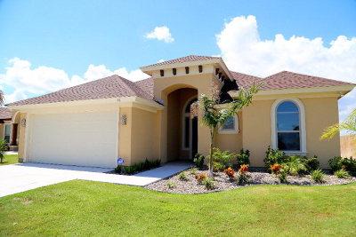 Laguna Vista TX Single Family Home For Sale: $199,000