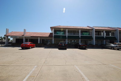 Commercial Lease For Lease: 5800 Padre Blvd. #206A
