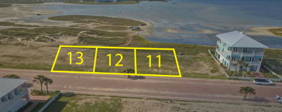 South Padre Island Residential Lots & Land For Sale: 317 W Shore Dr.
