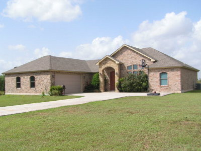 Bayview TX Single Family Home For Sale: $215,000