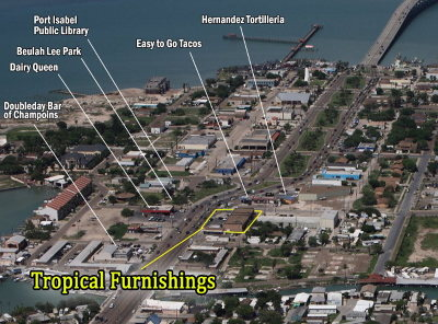 Port Isabel, Laguna Heights Commercial For Sale: 301 Highway 100