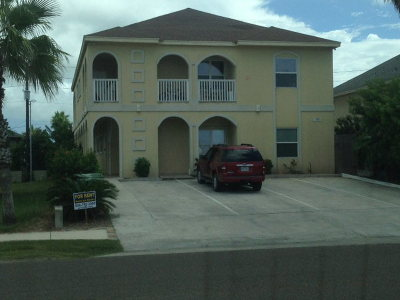 South Padre Island Condo/Townhouse For Sale: 103 W Morningside Dr. #1