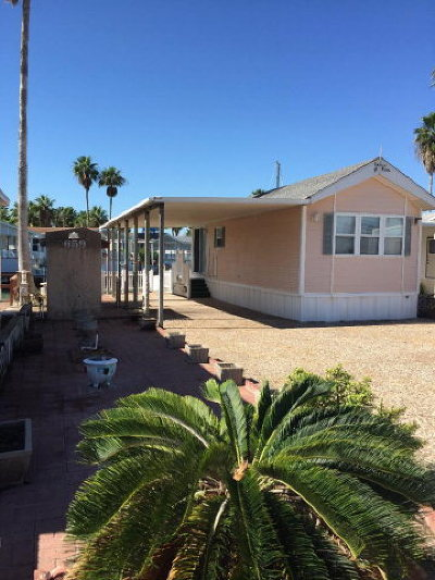 Port Isabel Single Family Home For Sale: 659 Sand Dollar