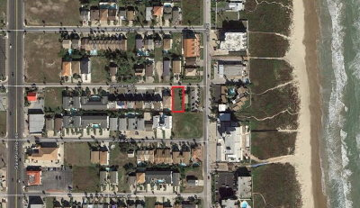 South Padre Island Residential Lots & Land For Sale: Lot 17 Retama St.