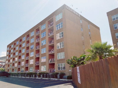 South Padre Island Condo/Townhouse For Sale: 130 Padre Blvd. #112