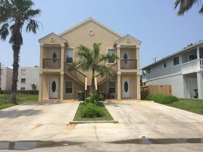 South Padre Island TX Condo/Townhouse For Sale: $159,900