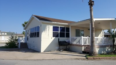 Port Isabel Single Family Home For Sale: 1 Conch Dr.