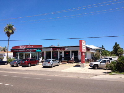 South Padre Island Commercial For Sale: 1600 Padre Blvd.