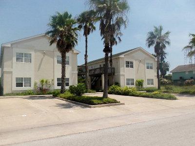 South Padre Island Condo/Townhouse For Sale: 114 E Bahama St. #7