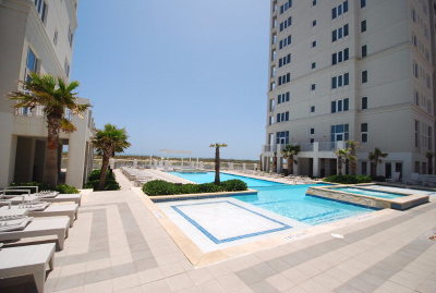 South Padre Island Condo/Townhouse For Sale: 8500 Padre Blvd. #901N