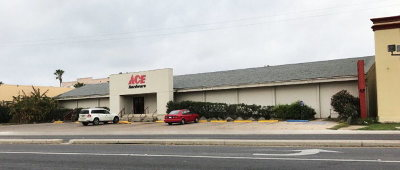 South Padre Island Commercial For Sale: 2213 Padre Blvd.