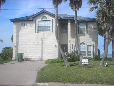 Port Isabel Single Family Home For Sale: 1822 North Shore