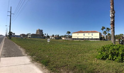 South Padre Island Residential Lots & Land For Sale: 5501 Padre Blvd.