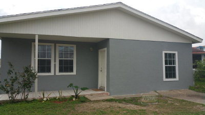 Port Isabel Single Family Home For Sale: 209 W Jefferson