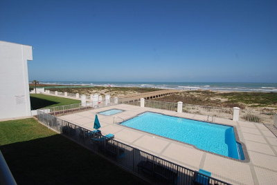 South Padre Island Condo/Townhouse For Sale: 550 Padre Blvd. #204