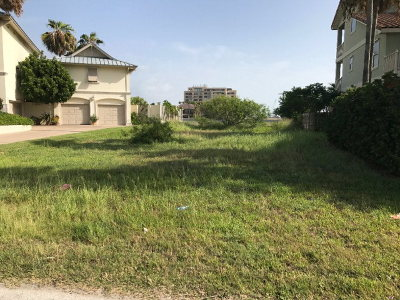 South Padre Island Residential Lots & Land For Sale: 202 W Sunset Dr.