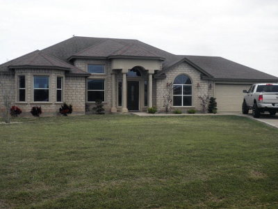 Los Fresnos Single Family Home For Sale: 31578 Kretz Rd.
