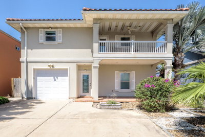 South Padre Island TX Single Family Home For Sale: $469,000