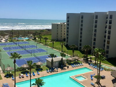 South Padre Island Condo/Townhouse For Sale: 404 Padre Blvd. #807