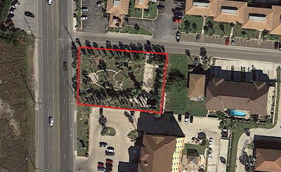 South Padre Island Residential Lots & Land For Sale: 109 White Sands