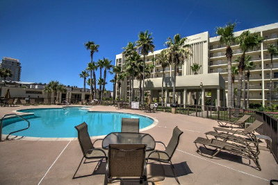 South Padre Island Condo/Townhouse For Sale: 900 Padre Blvd. #208
