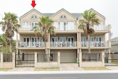 South Padre Island Condo/Townhouse For Sale: 2801 Gulf Blvd. #A