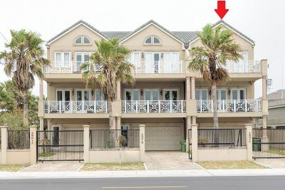 South Padre Island Condo/Townhouse For Sale: 2801 Gulf Blvd. #C