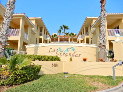 South Padre Island Condo/Townhouse For Sale: 6410 Padre Blvd. #104