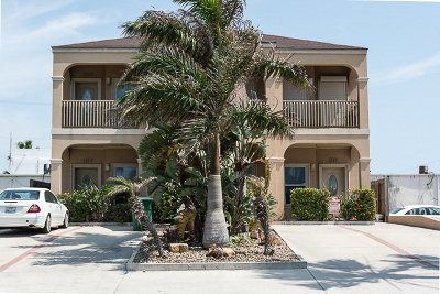South Padre Island TX Condo/Townhouse For Sale: $160,000