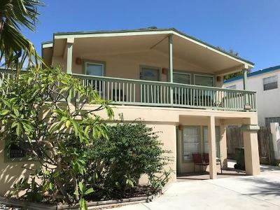South Padre Island Multi Family Home For Sale: 108 E Red Snapper St.