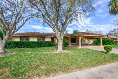 Brownsville Single Family Home For Sale: 304