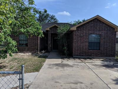 Los Fresnos Single Family Home For Sale: 305 W 8th St.