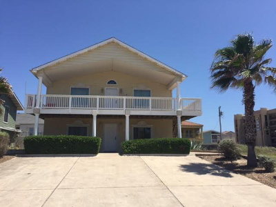 South Padre Island Multi Family Home For Sale: 128 Georgia Ruth Dr. #A and B