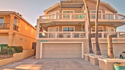 South Padre Island Condo/Townhouse For Sale: 210b W Oleander