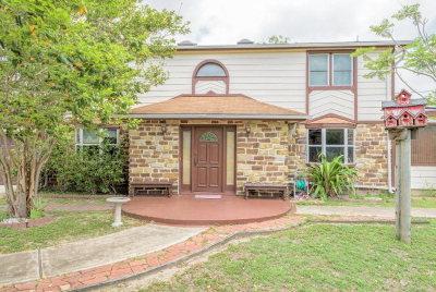 Laguna Vista Single Family Home For Sale: 323 Morris