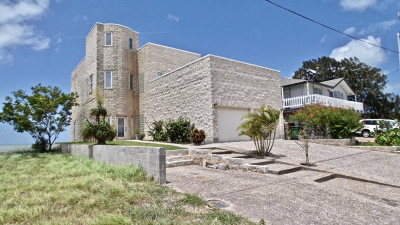 Port Isabel Single Family Home For Sale: 1746 North Shore
