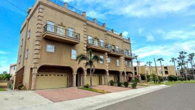 South Padre Island Condo/Townhouse For Sale: 110 E Coronado Dr. #102