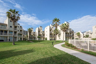 South Padre Island Condo/Townhouse For Sale: 6300 Padre Blvd. #375/377