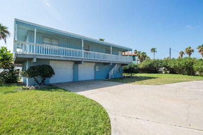 South Padre Island TX Single Family Home For Sale: $619,000