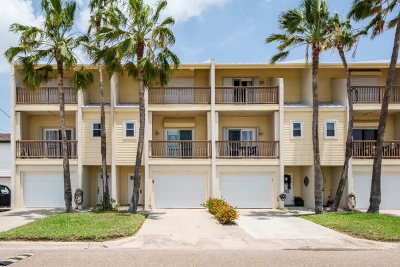Port Isabel Condo/Townhouse For Sale: 250 W Houston St. #236