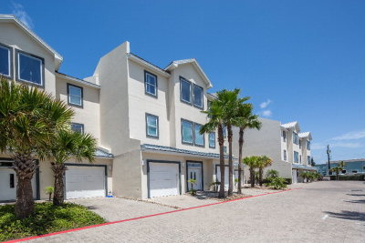 South Padre Island Condo/Townhouse For Sale: 100 W Harbor Dr. #5-1